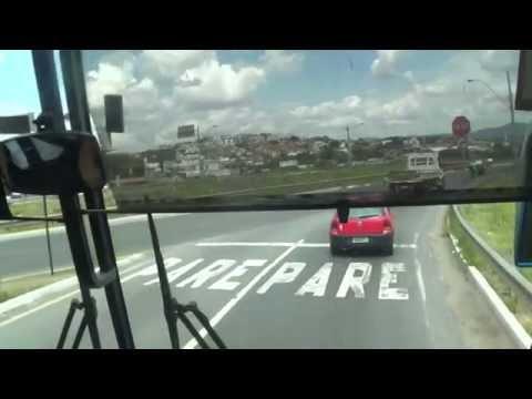 Belo Horizonte - São Paulo - Viação Cometa - Trecho 1 (Belo Horizonte á Oliveira)