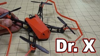 Dr.X Selfie Drone Review 🚁