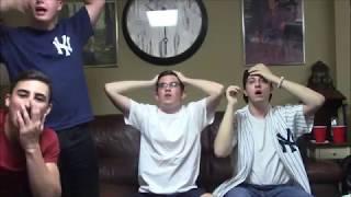 Yankees Fan Reaction - Yankees Astros - Game 6 ALCS