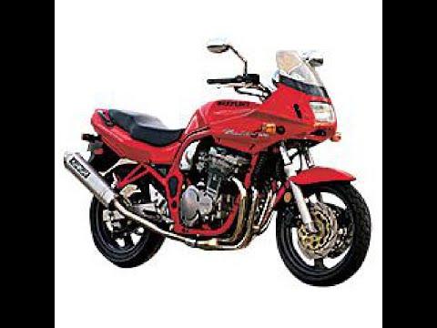 suzuki gsf600 gsf600s bandit 1995 2002 workshop service rh youtube com Custom Suzuki GSF 600 Bandit Suzuki Bandit GSF400