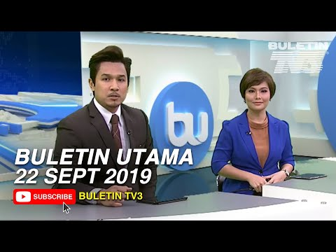 Buletin Utama (2019) | Ahad, 22 September
