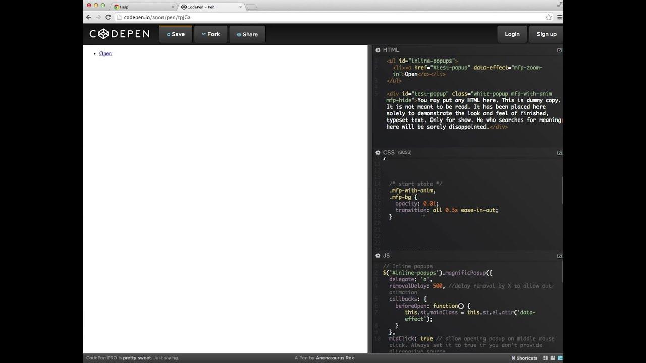 Chrome 33 - Opacity CSS transition bug demo