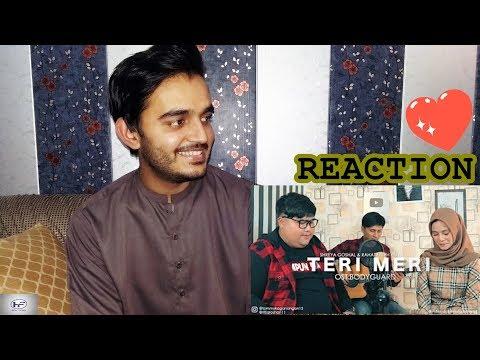 Reaction On: Teri Meri - Bodyguard Shreya Goshal Ft Rahat Fateh Ali Khan Cover By Tommy & Rita