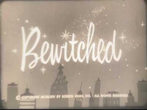 Bewitched Original Season One Intro (16mm B&W Agfa-Gevaert Print)
