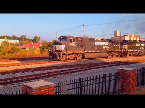 Norfolk Southern Intermodal Train Duluth GA