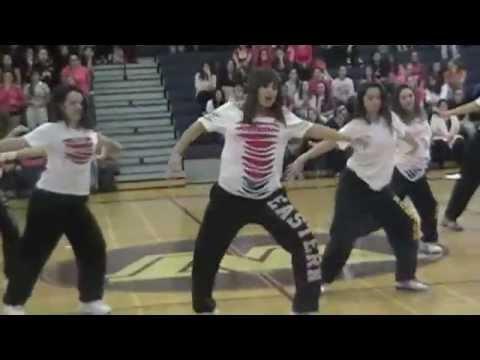 Windham High School Battle of the Sexes Dance Off
