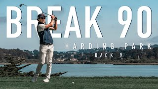 Can EAL break 90 from the tips on Harding Park's PGA Championship Layout? - Back 9