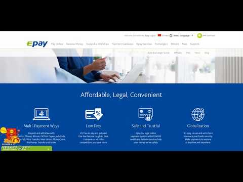 Epay Global Payment BUY & SELL BITCOIN | Payza Perfect Money Payeer ADVCash ETC