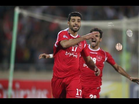 Persepolis V Al Nassr Afc Champions League 2015 Youtube