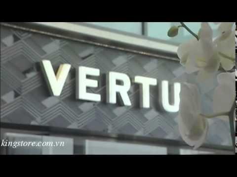 Vertu Ti và Vertu Constellation phong cách doanh nhân