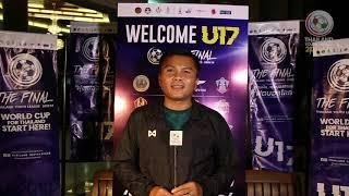 Thailand Youth League : สัมภาษณ์ความพร้อมทีมสมาคมกีฬาแห่งจังหวัดอุดรธานี รุ่นอายุไม่เกิน 17 ปี