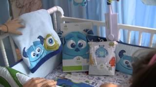 Disney Baby Monsters Inc. Nursery Theme