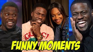 Night School Funny Moments and Bloopers - Kevin Hart and Tiffany Haddish