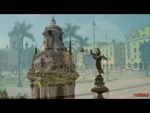 Peru - Lima part 2 - South America part 44 - Travel video HD
