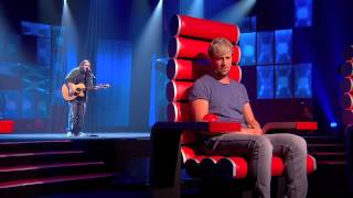 The Voice Of Ireland Series 3 Ep 6 - Peter McGrory Blind Audition