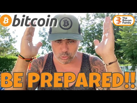 BE PREPARED!! THIS MOVE FOR BITCOIN CAN BE NEXT!!