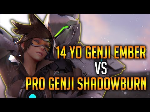 IS EMBER 14 YEARS OLD GENJI MAIN REALLY BETTER GENJI THAN SHADOWBURN?