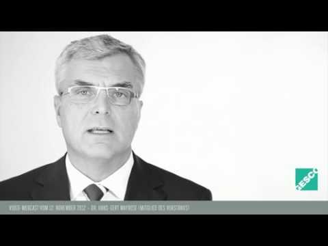EANS-News: GESCO-Gruppe: Geschäftstätigkeit im ersten Halbjahr auf hohem Niveau (mit Video)