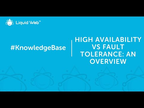 High Availability vs Fault Tolerance: An Overview