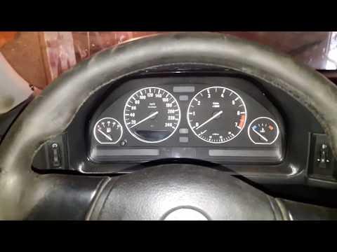 BMW E34. Проблема с запуском