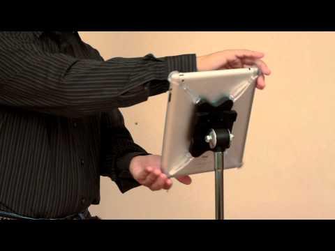 TheGigEasy mic mount for your iPad