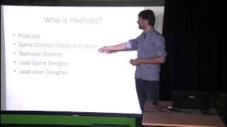 Master Class Olivier Derivière : la musique dans les jeux vidéo 1er partie