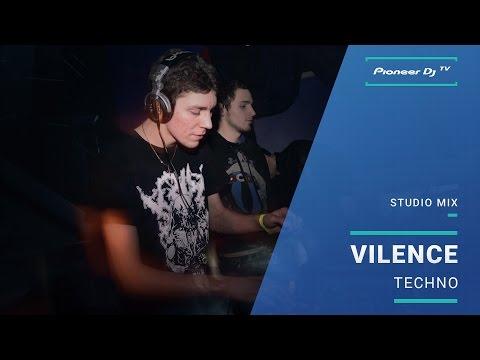 Vilence /techno/@ Pioneer DJ TV   Novosibirsk