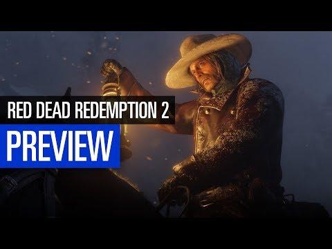 Red Dead Redemption 2 PREVIEW | Wir haben es gespielt! thumbnail