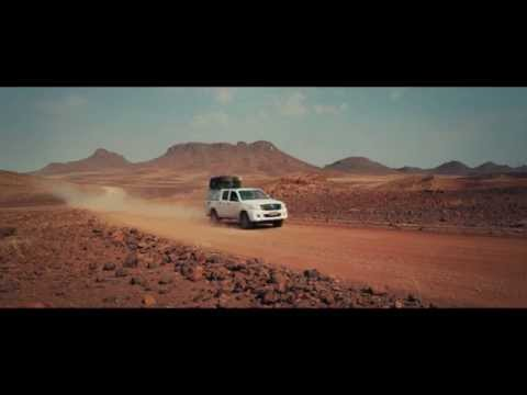 LOST IN NAMIBIA - (English Subtitles)