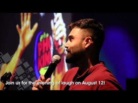 """Stand up comedy event """"Global Giggles"""" – win free tickets to Dubai Dolphinarium!"""