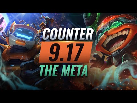 Counter The Meta: OP Counterpicks For EVERY ROLE - Patch 9.17 - League of Legends Season 9
