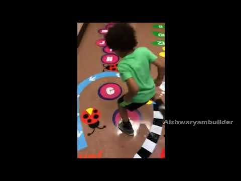learning-floor-ideas-for-children-|-childrens-room-floor-designs-|-veedu-|-தமிழ்