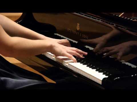 Magdalena Lisak plays Szymanowski Etude op.4 No.1
