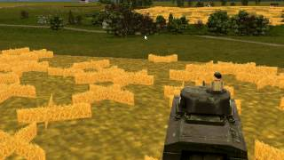 Combat Mission: Afrika Korps  - Italy- Meeting Engagement Bertoldi