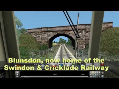Swindon Town-Cirencester Watermoor TS16