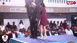 FULL VIDEO: MC Pilipili na Eric Omondi walivyochekesha DSM