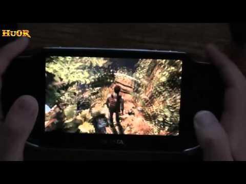 Uncharted El Abismo de Oro - PSVita - Parte 4 - por Hu0r