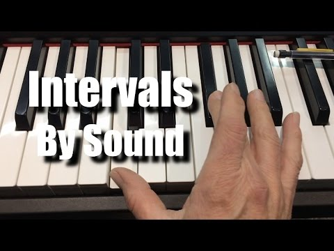 Recognize Intervals by Sound - Music Theory