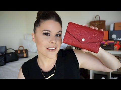 REVIEW | Louis Vuitton Compact Curieuse Wallet