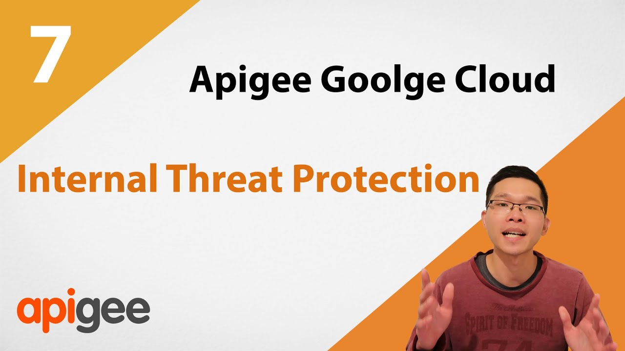 Protect Against Internal Threat using Key Value Map | Google Cloud Apigee Tutorial