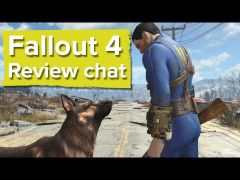 Fallout 4 review chat and new gameplay (No plot spoilers)