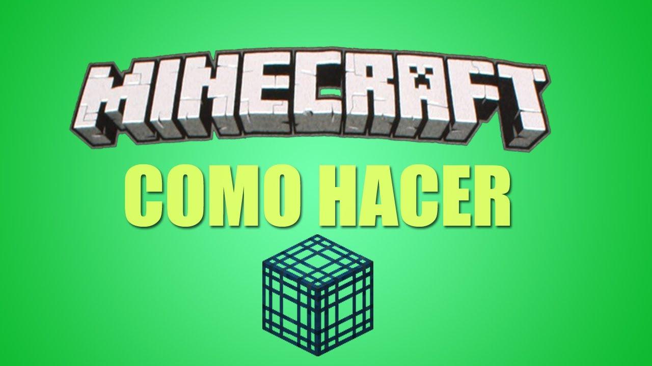 Minecraft Tutorial Trampa Para Monstruos Automática Youtube