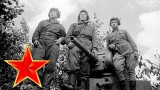 Three Tankmen - WW2 tanks - Song of the ww2 armor - Photos soviet tanks