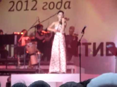 Ванесса Мэй на фестивале Красноярске
