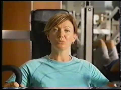 Dorly  Circuit Trainer  Goodlife Fitness TV Commercial  'Fit Fix'