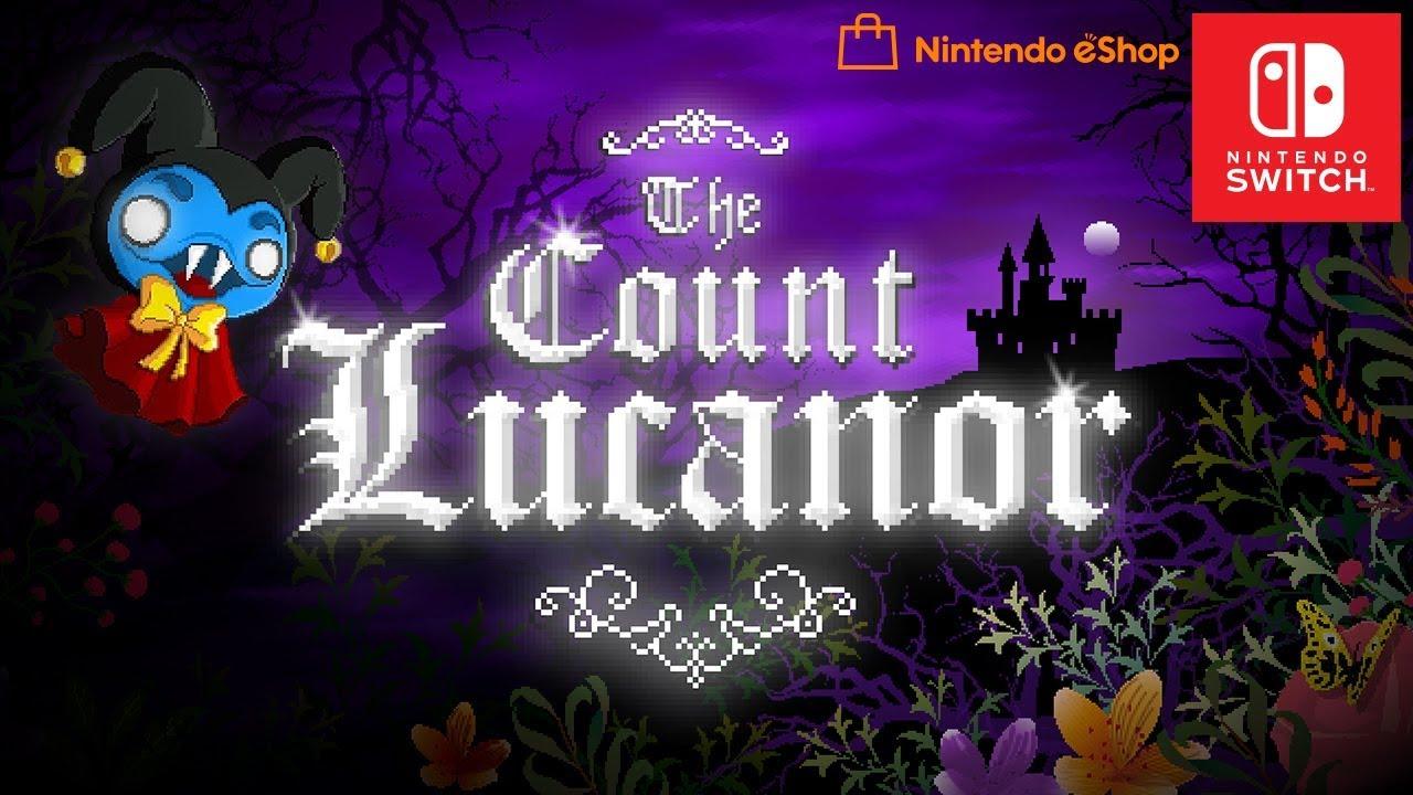 Resultado de imagen para the count lucanor nintendo switch