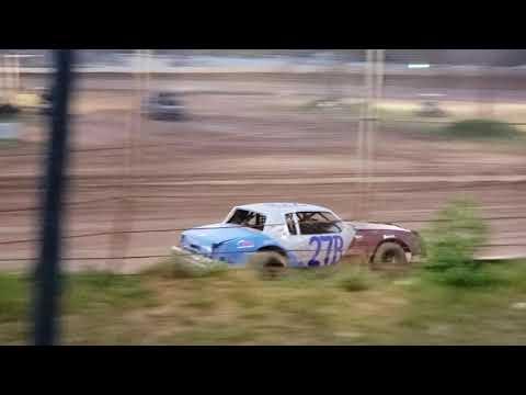 Factory Stock Heat Race 8/3/19 @ 105 Speedway