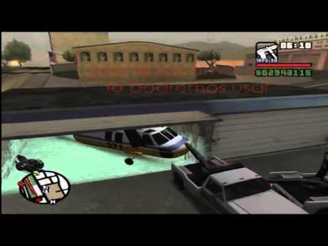 Nuevo Truco De Gta San Andreas Desbloquear Helicopteros Bloqueados