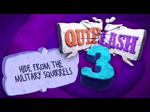 Quiplash 3 - MILITARY SQUIRRELS! (Jackbox Party Pack 7 Gameplay) |