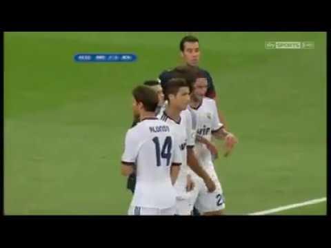 World Class Free Kick - That is Messi class